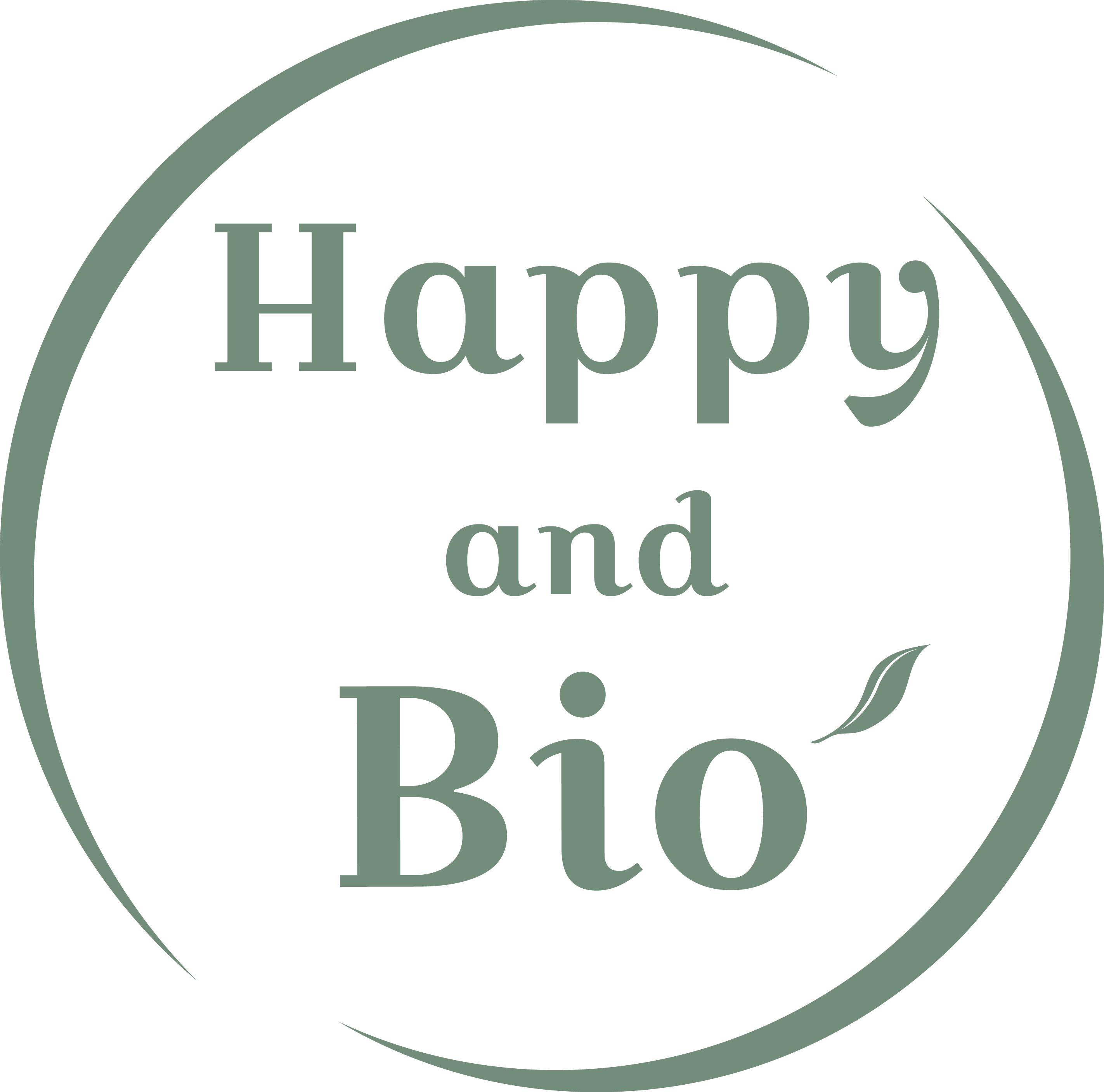 HAPPY AND BIO