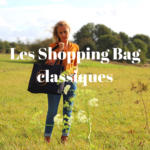 Collection shopping bag classique