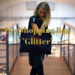 Shopping bag glitter 1